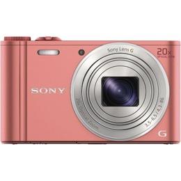 Sony  DSC-WX350 Pink