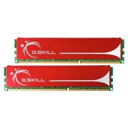 G.Skill DDR3 F3-12800CL9D-4GBNQ PC3-12800 / 1600 Mhz NQ-Red 2 x 2GB 9-9-9-24 1.5 V