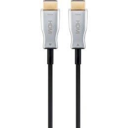 Goobay HDMI kaabel 20.0m, Optical Hybrid, 3840x2160@60Hz