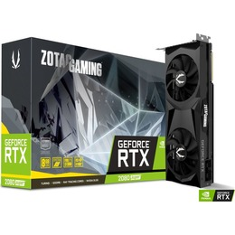 Zotac Gaming GeForce RTX 2080 SUPER Twin Fan