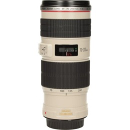 Canon  EF 70-200mm F4.0L IS USM