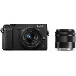 Panasonic  Lumix DMC-GX80 DZ- + G Vario 3,5-5,6 / 12-32 mm Black & 4,0-5,6 / 35-100 mm ASPH. OIS sw