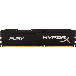 Kingston DDR3 HyperX Fury Black PC3-15000 1866MHz 16GB CL10 (10-11-10)(Kit Of 2)