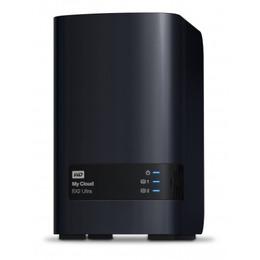Western Digital DiskStation MyCloud EX2 12TB WDBVBZ0120JCH NAS System extern Retail