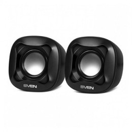SVEN 170, 2.0 speakers, black