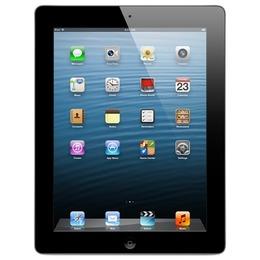 Apple  Kasutatud iPad 4 (Retina Display) 16 GB Wi-Fi + Cellular (4G) Black (Grade B)