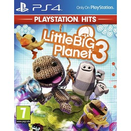 Sony PS4 LittleBig Planet 3