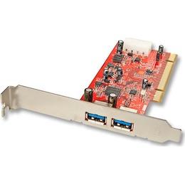 Lindy USB 3.0 PCI kaart, 2 porti