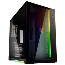 Lian Li PC-O11 Dynamic Razer Edition, glass window
