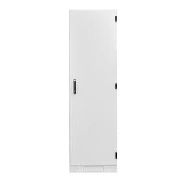 BKT Tööstuslik seadmekapp IP54 42U 2086x600x1000 k,l,s, metalluks, sokkel, üks külgsein, hall