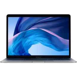 "Apple MacBook Air 13"" Retina (Intel Core i3 8GB, 256GB, Intel Iris Plus, SWE) Space Gray (2020)"