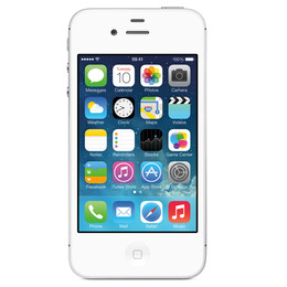 Apple  iPhone 4S 16 GB White (Grade B)