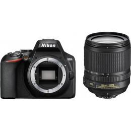 Nikon D3500 + 18-105mm AF-S VR Kit
