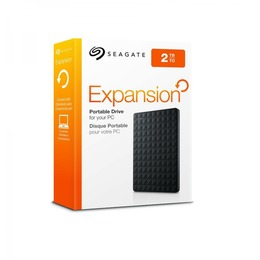 Seagate  Expansion Portable 2TB USB 3.0