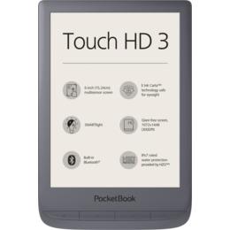 PocketBook Touch HD 3, metallic grey