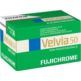 Fujifilm  Fujichrome film Velvia RVP 50-120×5