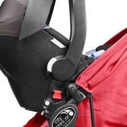 Baby Jogger  turvahälli adapter City Mini Zip Car Seat Adapter (Chicco, Cybex, Joie, Maxi-Cosi, Nuna, Peg Perego) BJ92323