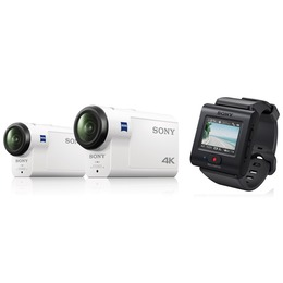 Sony  FDR-X3000R 4K Action Cam