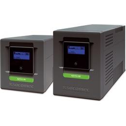 Socomec  NETYS PR MT 2000VA/1400 W /AVR/LCD/NTP/USB/6XIEC /MiniTower