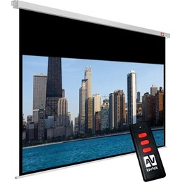 Avtek Ekraan Electric screen Cinema Electric 240, 16:9, 240 x 200 cm, white surface, matt
