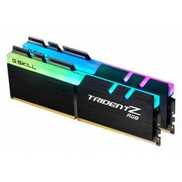 G.Skill DDR4 memory D4 3600 32GB C17 GSkill TriZ K2 R, 2x16GB;1.2V,TridentZ RGB