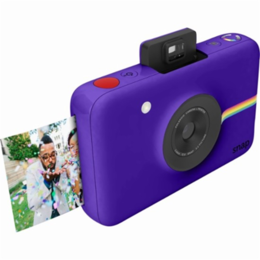 Polaroid Snap Instant Digital Camera Purple