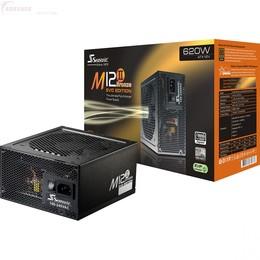 SeaSonic M12II EVO Edition M12II-620 Bronze - 620 Watt 80 PLUS® Bronze Certified