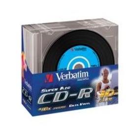 Verbatim CD-R 700MB 80min 48x Vinyl