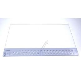 Electrolux Külmiku-külmkapi klaasriiul Zanussi AEG 477 x 275 mm