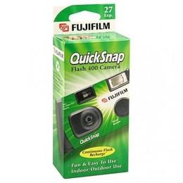 Fujifilm  Quicksnap 400 X-TRA Flash