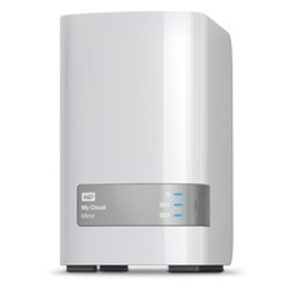 Western Digital  My Cloud Mirror WDBWVZ0080JWT-EESN 8TB