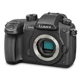Panasonic  Lumix DC-GH5 Body Black
