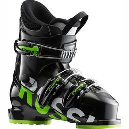 Rossignol Comp J3 Kids Ski Boots Black 19.5
