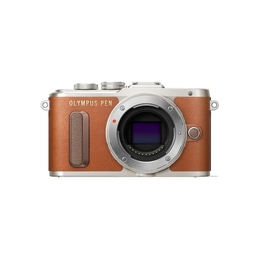 Olympus E-PL8 Body Brown
