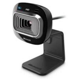Microsoft MS LifeCam HD 3000 USB black (ML)
