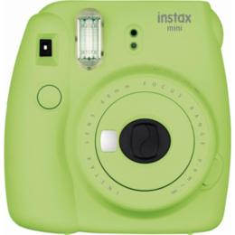Fujifilm Instax Mini 9 camera Lime Green, 0.6m - ∞