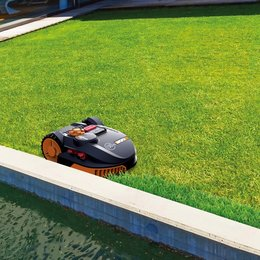 Worx Landroid S700i Lawnmower self-propelled for grass