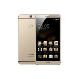 Coolpad Max A8 Champagne