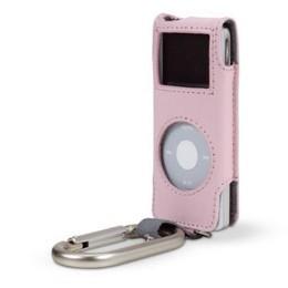 Belkin kaitsekest Carabiner Case (iPod nano) Pink