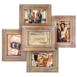ZEP Corey 5x10x15 Wood Gallery LA5546