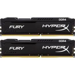Kingston DDR4 HyperX  Fury Black 16GB/2666 (2*8GB) CL16