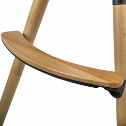 KinderKraft High chair Fini Black