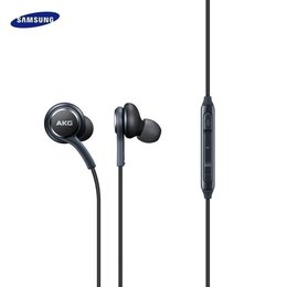 Samsung EO-IG955 AKG Galaxy S8 / S8+ Stereo Headset with Microphone 1.2m Cable Gray (EU Blister)