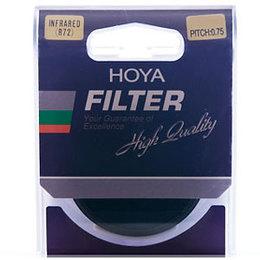 Hoya Filter Infrared R72 58mm