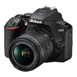 Nikon D3500 + AF-P 18-55mm
