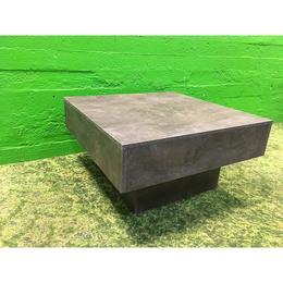 Kivi imitatsiooniga diivanilaud (kasutatud)