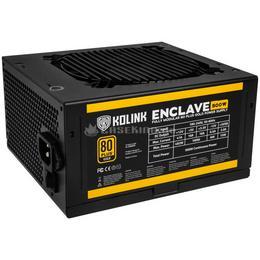 Kolink Enclave 80 PLUS Gold - 500 Watt