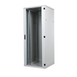 BKT Seadmekapp 15U 780x800x800 k,l,s, klaasuks, kandevõime kuni 600kg, hall, SRS