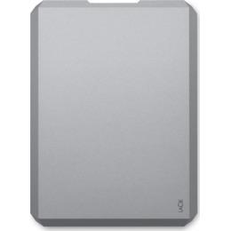 LaCie Mobile Drive space Gray 4TB, USB-C 3.0
