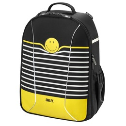 Herlitz Be.Bag Airgo SmileyWorld Black Stripes